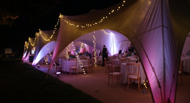 Photos Of Event Lighting Wedding Lighting Marquee