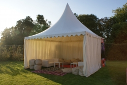 Chinese Hat Marquee Hire Oriental Style Marquee Hire